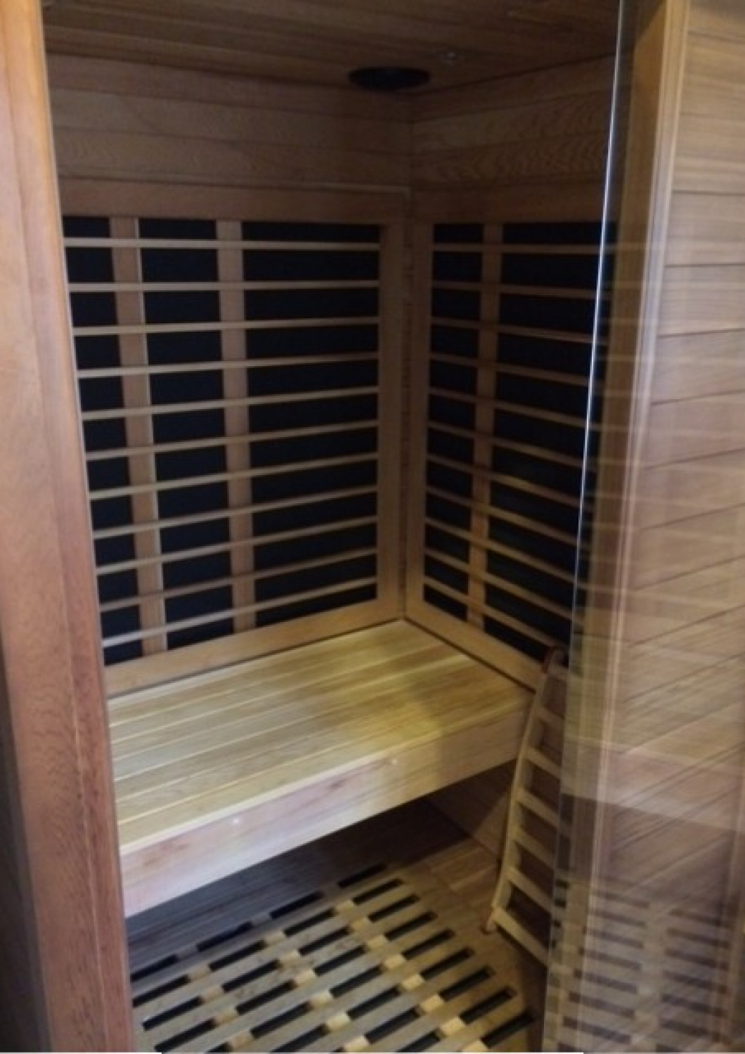 Treat Yourself to Our Infrared Sauna at bwellhealth